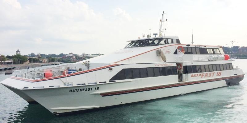 2-way Batam ferry ticket (TAX INCLUDED!)